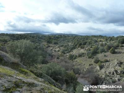 Puentes del Río Manzanares;escalada;el senderismo